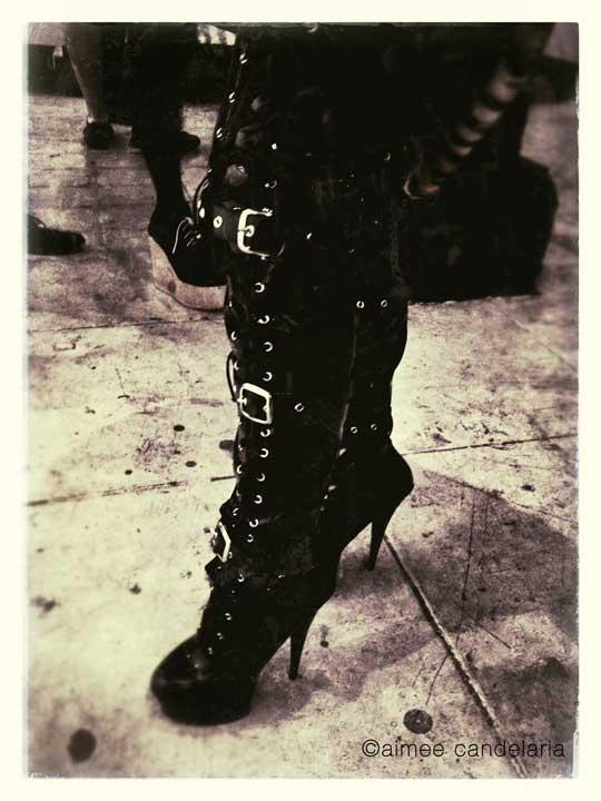 Stiletto Me Boots!